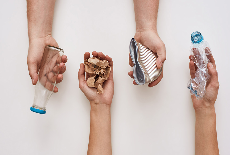 5 ações fáceis de implementar a reciclagem na sua empresa